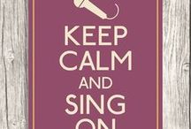I Sing, Therefore I Am
