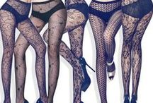 My love for Stockings and Lingerie  / by Lulu