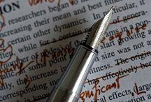 Writing / All things writing  / by Nica de Koenigswarter