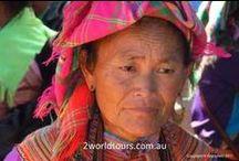 Textile Trails & Ethnic Villages of Vietnam / Traditional textiles of Vietnams ethnic minority Groups