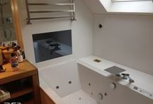 Salles de bains / Salles de bains en matérieau Corian®