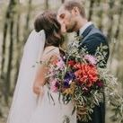 RSW 2017 Kendra & Ted / The Wedding Recipe: Jamie Mercurio Photography, Photographer. Kingsley Pines Camp, Ceremony/Reception. 111 Maine, Catering. Kleinfield Bridal, Dress/Accessories. Soul City, Entertainment. Snell Family Farm, Flowers. A Family Affair of Maine, Wedding Planner.