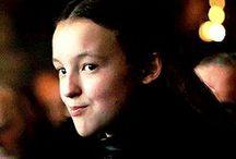 Character: Lyanna Mormont