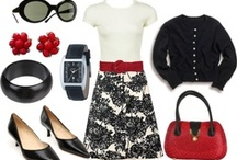 Clothes,...beautiful clothes! (styles that i like) / clothes, shoes, coats, purses, etc. / by Michelle