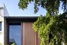 house / houses, pools, gardens, living, etcpp / by BRANDSHAKE