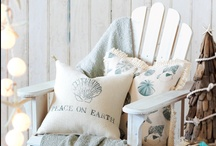 Porches / I dream of sitting outside under the cover of a porch. Cosy, practical and essential in rainy England!