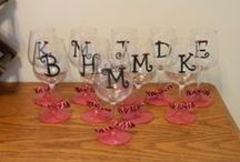Bachelorette Party Ideas / Easy and fun ways to celebrate a bachelorette.  DIY, crafts, food and decoration ideas.