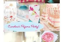 Party ideas  / There are some great ideas here for party decorations and themes!