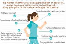 Walking tips / Walking is the single best thing you can do for your health