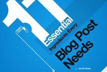 Blogging — Infographics