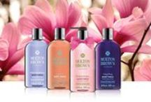 Floral Fragrances / It's all coming up roses (and jasmine, violets and lilies)  Forget chintz, tradition and uniformity — let's celebrate florals, botanicals and natural ingredients the Molton Brown way.