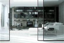 inside / rooms, architecture, interior design, etcpp / by BRANDSHAKE