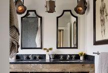 Bathrooms & Powder Rooms / bathrooms, master baths, vanities, powder rooms, showers, tubs, sinks, toilets