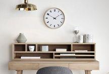Libraries & Home Offices / libraries, home offices, offices, books, home decor, interior design, styling, home decor, bookcases