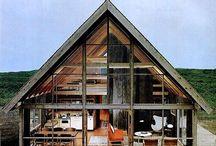 Exteriors, Architecture & Buildings / architecture, exteriors, houses