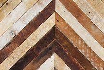 Floors to Walk on & Walls to Hang on / tile, wood floors, hardwoods, stone floor, flooring, remodeling, interior design, design, home decor, re-do, walls, wallpaper, murals, paint, texture, marble, bamboo