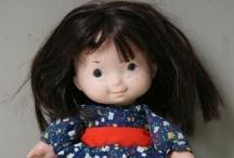 Jenny Doll / Vintage toys :: children's books :: nostalgia :: childhood :: 1970's :: 1980's :: retro :: Fisher Price :: Eloise Wilkin :: remembering