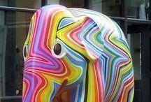 Elephants On Parade / by Angela Kearn