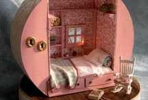 Dolls Houses / by Angela Kearn