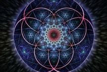 """Sacred Geometry / Sacred geometry is an ancient science, a sacred language, and a key to understanding the way the Universe is designed. It is the study of shape and form, wave and vibration, and moving beyond third dimensional reality. It is the language of creation, which exists as the foundation of all matter, and it is the vehicle for spirit. It has been called the """"blueprint for all creation,"""" and is the study of the """"Oneness of Creation"""" as Geometric Forms follow the Patterning found in Nature."""