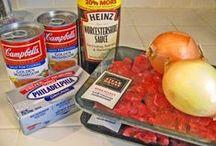 Recipes Heath might actually eat / by Stephanie Mooney