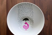 Graphic Wit / Witty quotes, graphic puns, whimsical objects and clever things — all done graphically.