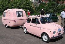 Cute Caravans / by Angela Kearn