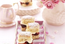Afternoon Tea / Tea anyone? And maybe a cucumber sandwich?
