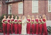 Charmeuse Bridesmaid Dresses / by Amsale Bridesmaids