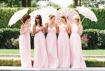 Pink Weddings / by Bajan Wed
