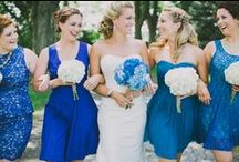 Blue Weddings / by Bajan Wed