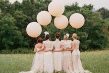 ※ My Beautiful Bridesmaids ※ / To Havana, Audrey, Lorien, Lindsay and Tierney