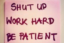 motivation keeps us strong