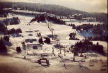 Snowboarding - Snowparks - schneeverliebt.de / Nice snowparks around the globe