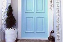 Front Door / Front Door inspirations / by Trish
