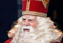Sinterklaas en zwarte Piet!