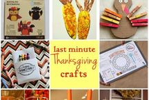 Thanksgiving / Recipes, decorating tips and activities for Thanksgiving