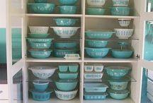 Servies, aardenwerk en glas / Mooi servies & aardenwerk