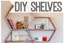 Home Ideas! / Creative ideas for your home: personalizing, design, furnitures, wall decors, picture frames, cleaning, organizing, diy, on a budget. If you'd like to become a pinner for the board, email me at thecakinggirl@gmail.com for an invite. :)