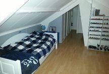 Jongens slaapkamer ideeën / interieur