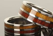 Men's Wedding rings / The most fashionable wedding rings just for men