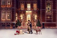 Christmas With Molton Brown / Embark on a journey of ultimate festive excitement as a London lady and her doggy companion are whisked away to a refined celebration at her partner's breath-taking chateau in Champagne-Ardenne. Share your own resplendent Christmas celebrations with us using #MBGiftOfLove and we'll pin the most inspiring images to this board.