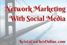 Network Marketing With Social Media / Learn how to be successful in Network Marketing With Social Media. Learn to use attraction marketing on Social Media here: http://FitMama.elitemarketingpro.com/go/amf?subid=Pinterest