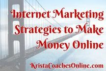 How to implement Internet Marketing Strategies to Make Money Online / How to implement Internet Marketing strategies to make money online? Learn how develop your own strategy in Internet Marketing so you can make money online. Learn all about generating leads here: http://FitMama.elitemarketingpro.com/lp/?subid=Pinterest