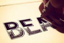 Design, Typo, Fonts