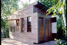 dream houses / Architecture