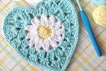 Crochet Motif Patterns (not squares!) / Crochet motif patterns (also known as granny patterns or grannies) including crochet hexagons, crochet octagons, crochet triangles, crochet circles, crochet rectangles - really, anything that isn't a square! / by Underground Crafter
