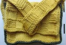 Crochet bags / Patterns and tutorials for crochet bags, purses, clutches, and totes. / by Underground Crafter