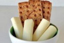 Recipes - Healthy Snacks / by Beth Shupp-George