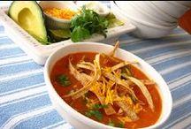 Recipes - Soups / by Beth Shupp-George